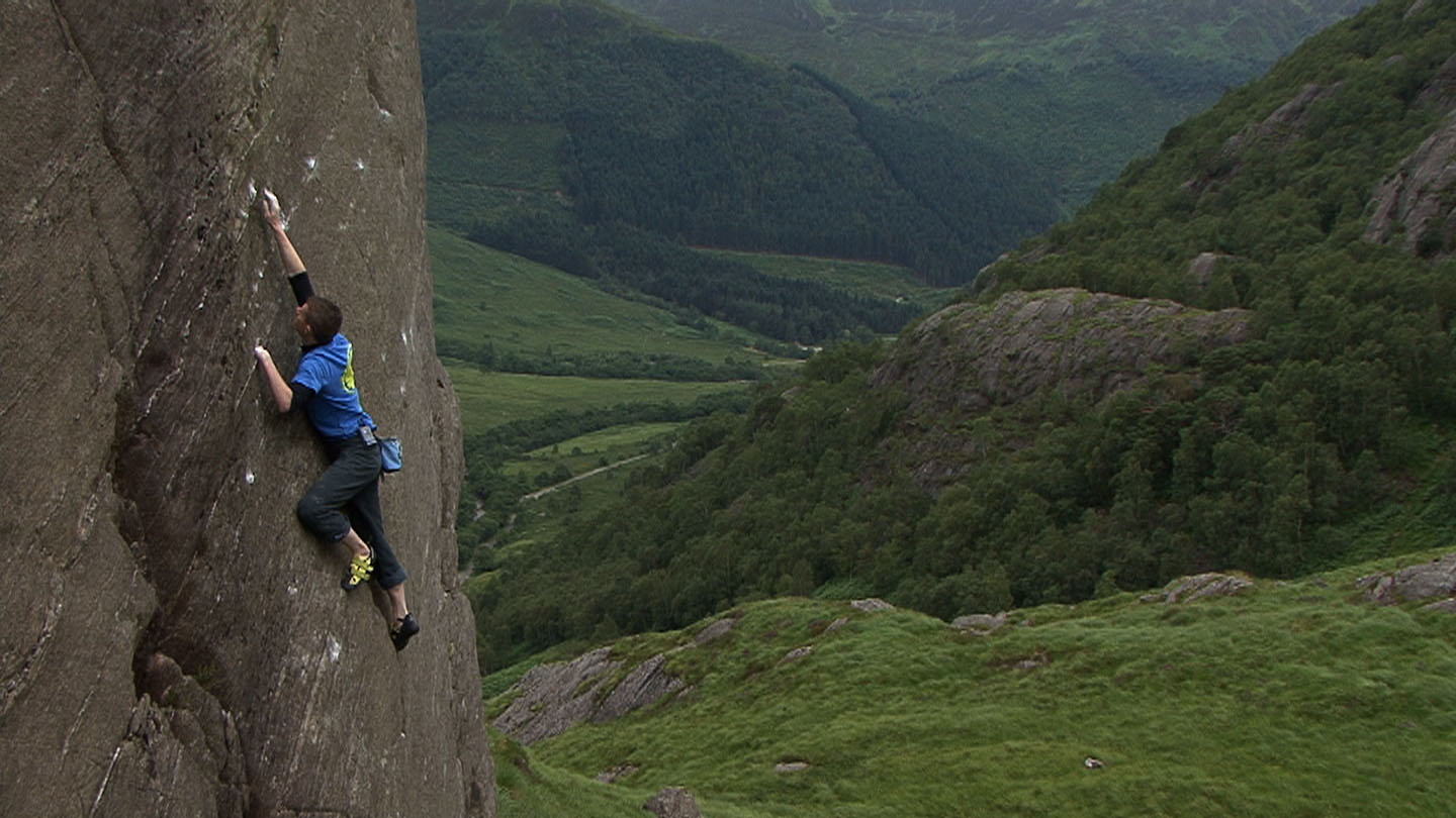 Kevin Shields on Jahu, E6, Glen Nevis, 181 kb