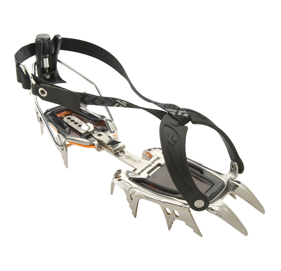 Black Diamond Sabretooth Crampons (Clip), 72 kb