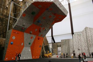 Ratho Competition Wall, 19 kb