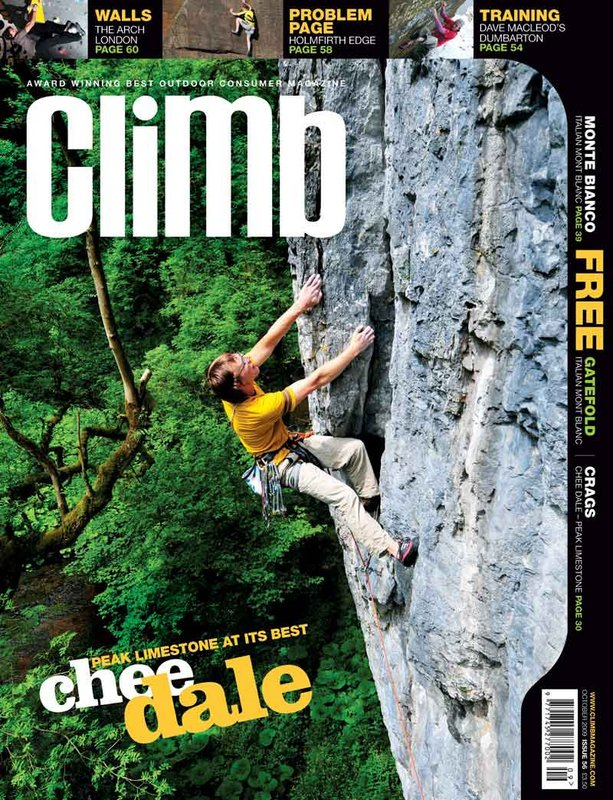Climb Magazine October 2009 , 171 kb