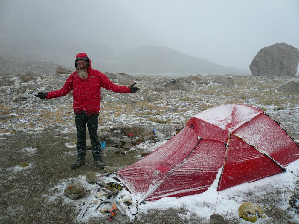 Aye, the weather's always magic in Ladakh at this time of year.  Guaranteed conditions , 177 kb