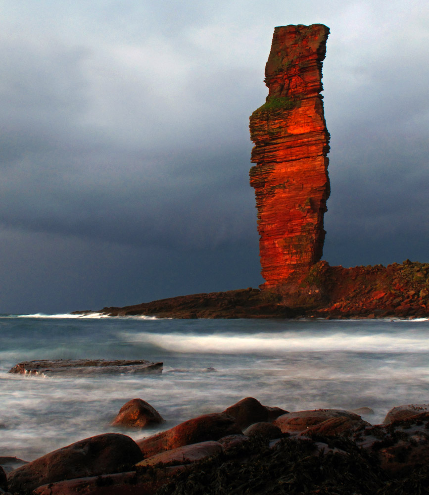 The Old Man Of Hoy, 184 kb