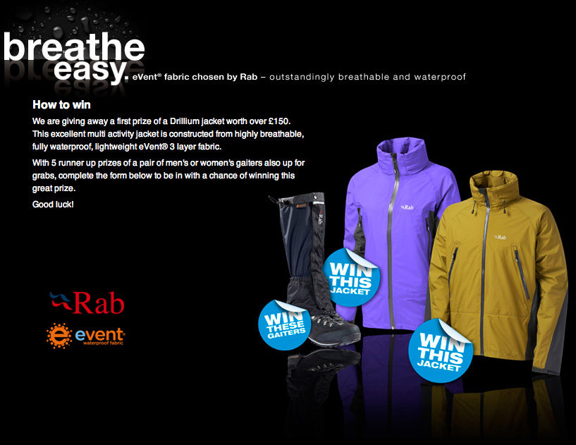 Breathe Easy  WIN RAB GEAR #1, 139 kb