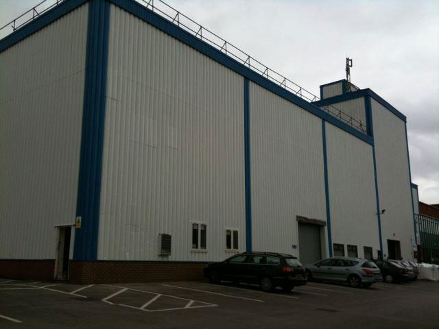 NEW WALL: Harrogate Climbing Centre opening January 2010! #3, 38 kb