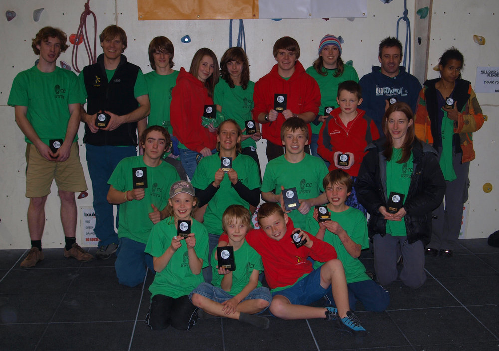Winners of the Welsh Climbing Championships 2009, 149 kb