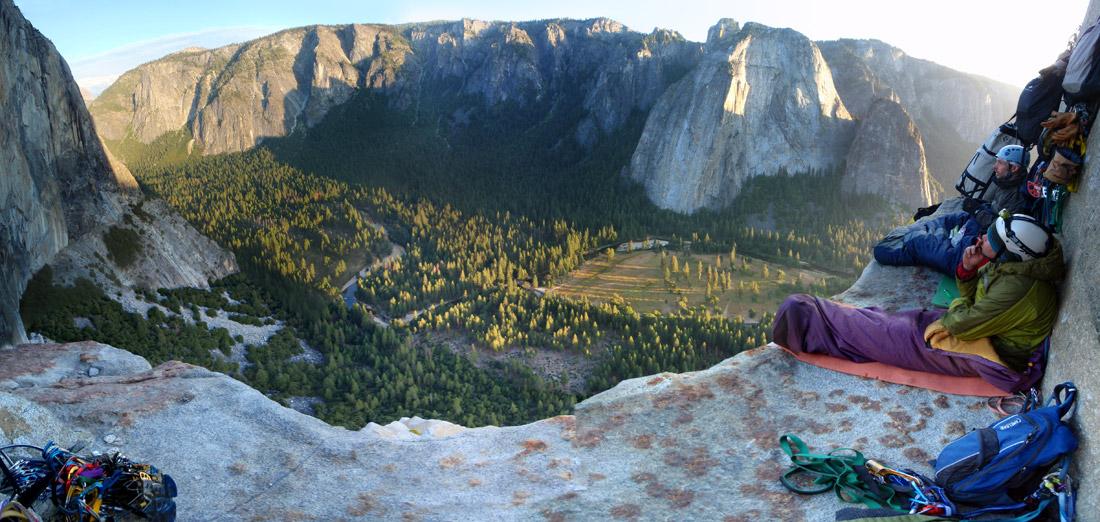 Happy Hour on El Cap Tower, 232 kb