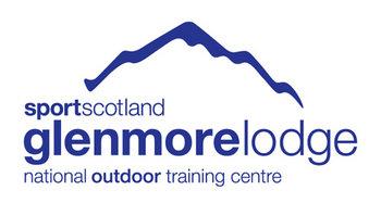 Glenmore Lodge logo, 16 kb