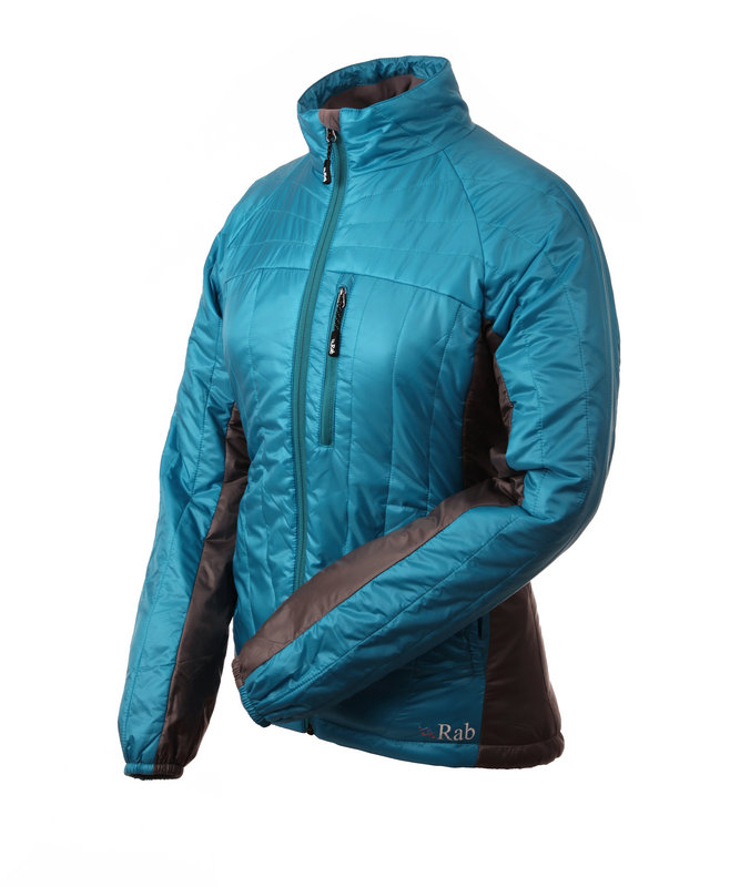Women's Generator Jacket - Kingfisher, 81 kb