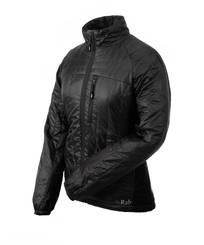 Women's Generator Jacket - Black, 59 kb