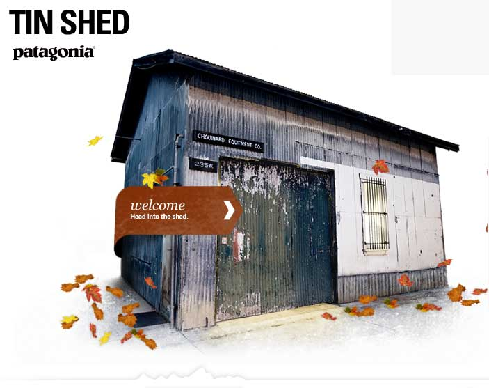 The Tin Shed, 40 kb