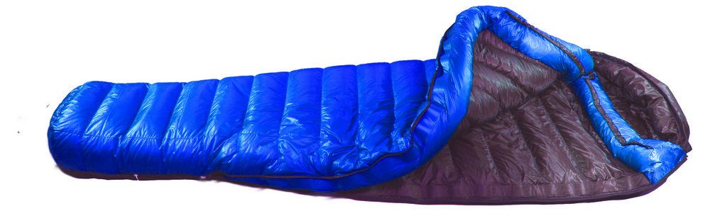 Ultralight sleeping bag, 155 kb