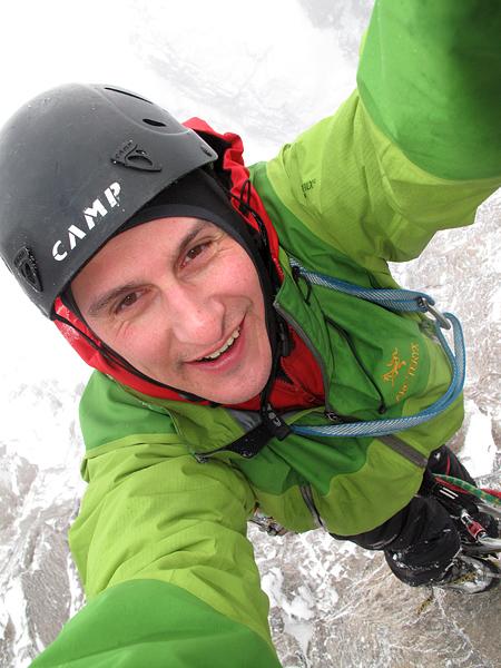 Ian Parnell on Beinn Eighe, 193 kb