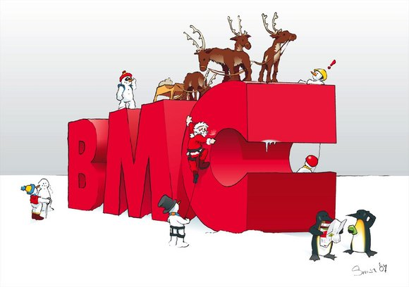 Get set for Christmas with the up to 20% off in BMC shop, 34 kb