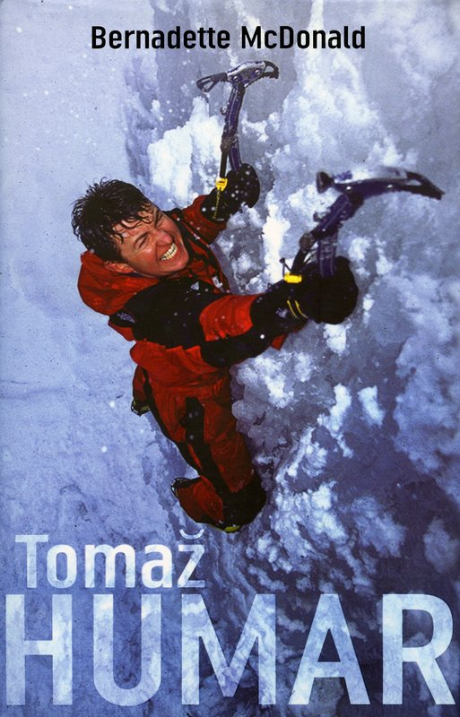 Tomaz Humar book cover, 97 kb