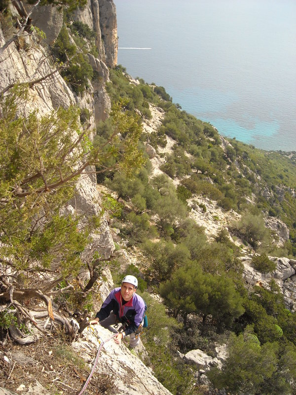 Luca, Parthenia, Punta Giradili, Ogliastra, Sardinia 14 nov 2009, 168 kb