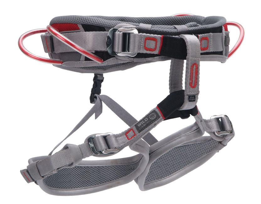 New Elite Men's Ziplock Harness, 82 kb