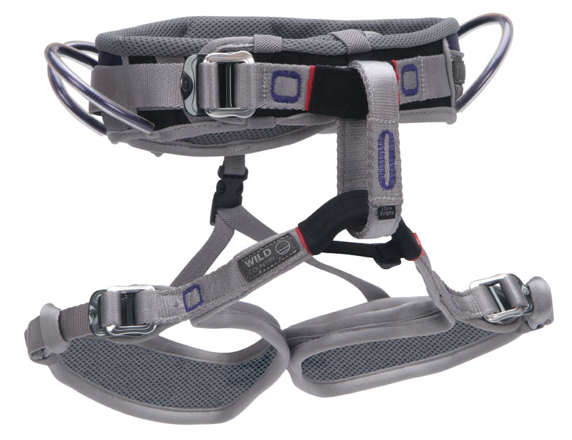 New Elite Women's Ziplock Harness, 77 kb