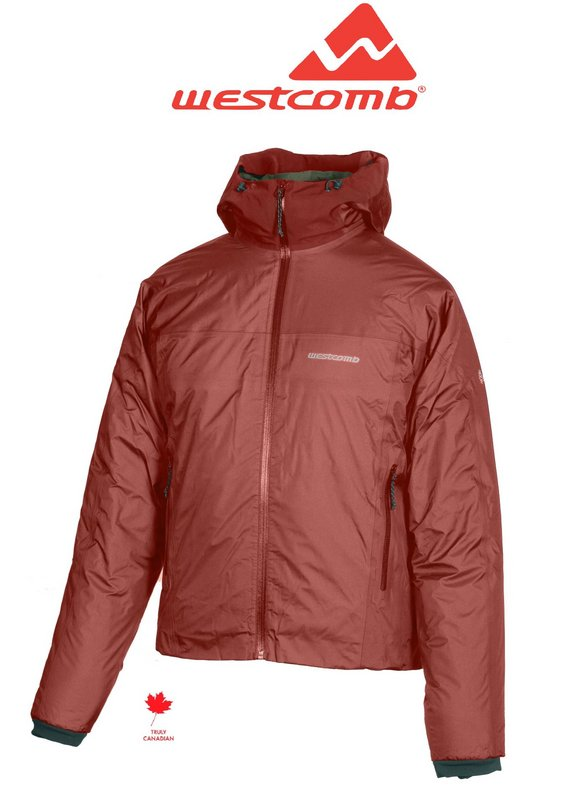 Westcomb Specter IS Hoody in Redrock , 46 kb