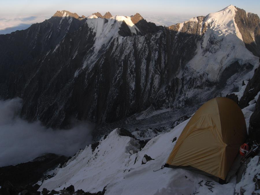 The first ascent of Ren  Zhong Feng, 199 kb