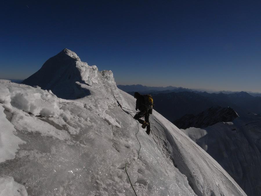 The first ascent of Ren  Zhong Feng, 179 kb