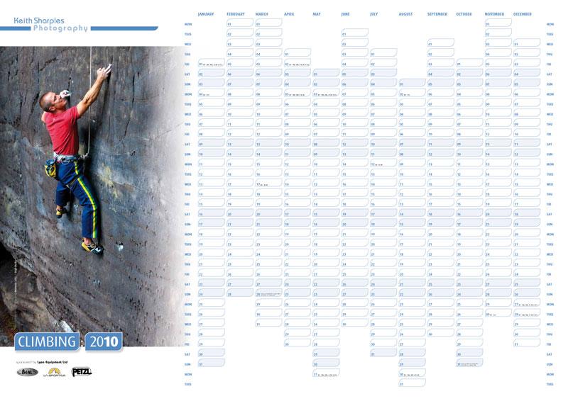 Climbing:2010... a calendar #3, 99 kb