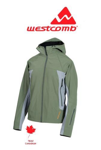 Westcomb Skeena Hoody in Loden, 13 kb