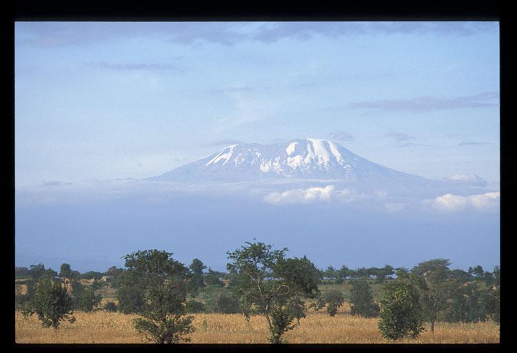 Kilimanjaro, Tanzania, 56 kb