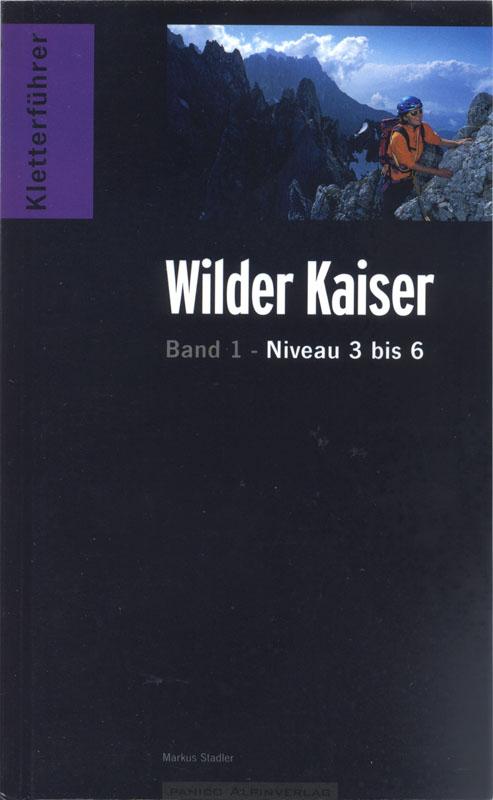 Wilder Kaiser Band. 1, Niveau 3 - 6, 56 kb