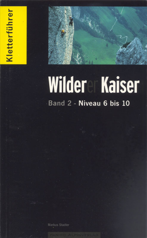Wilder Kaiser Band. 1, Niveau 6 - 10, 62 kb