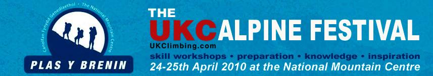 UKC Alpine Festival at Plas y Brenin, 70 kb