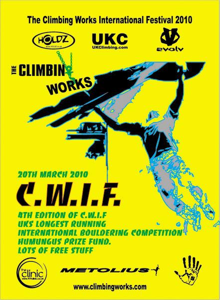 C.W.I.F, 99 kb
