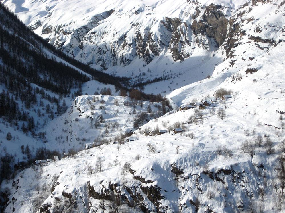 Dormillouse, Vallee de Freissinieres, 227 kb