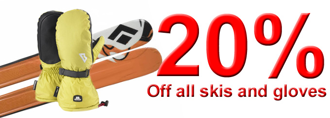 20% off all skis and gloves #1, 57 kb