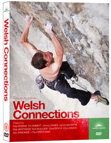 Welsh Connections - DVD Cover, 86 kb