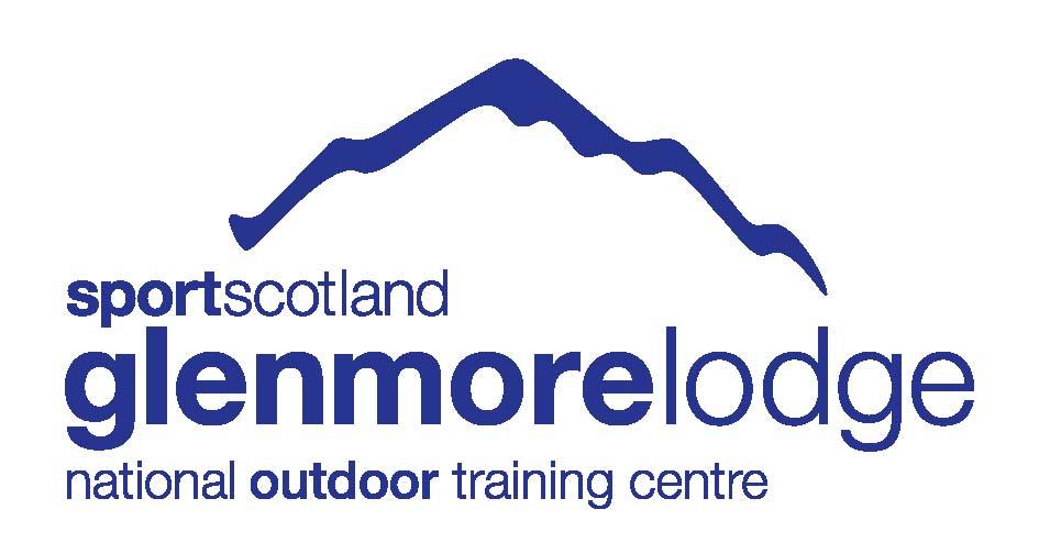 Glenmore Lodge Logo, 42 kb
