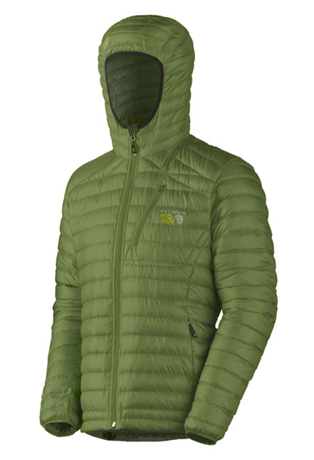 Mountain Hardwear Nitrous Hooded Jacket #1, 32 kb