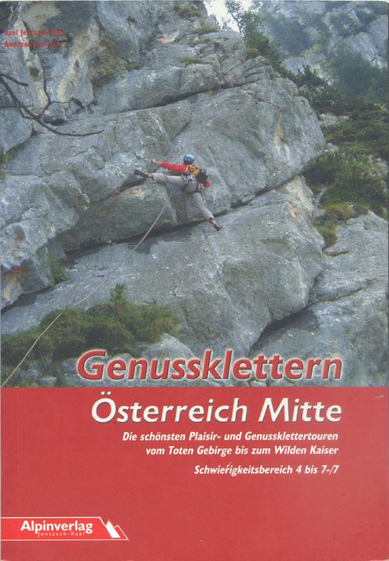 Genussklettern Österreich Mitte, 126 kb
