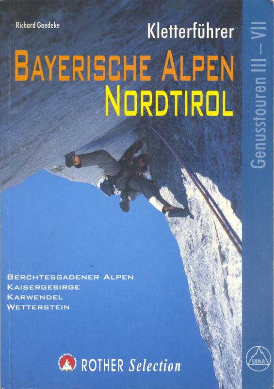 Bayerische Alpen Nordtirol, 114 kb