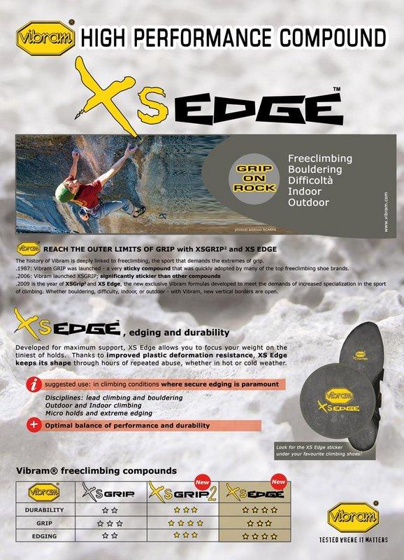 Vibram XS Edge, 117 kb
