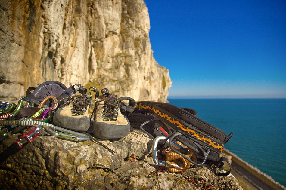 Climbing Boots, 155 kb