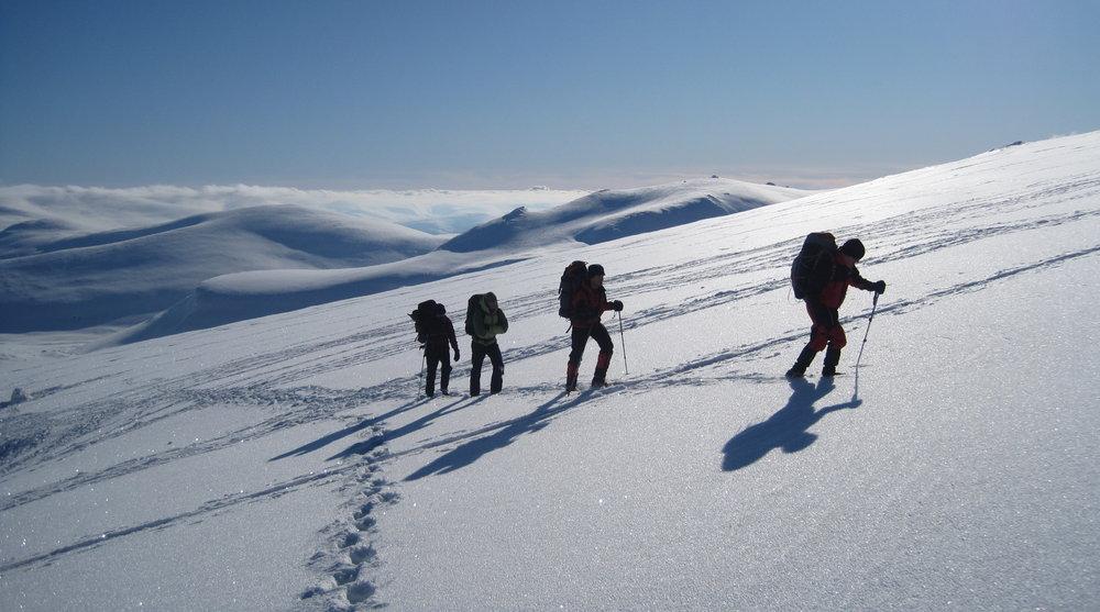 Winter Skills course, 101 kb