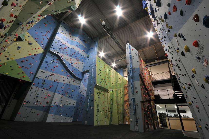 Harrogate Climbing Centre, 113 kb