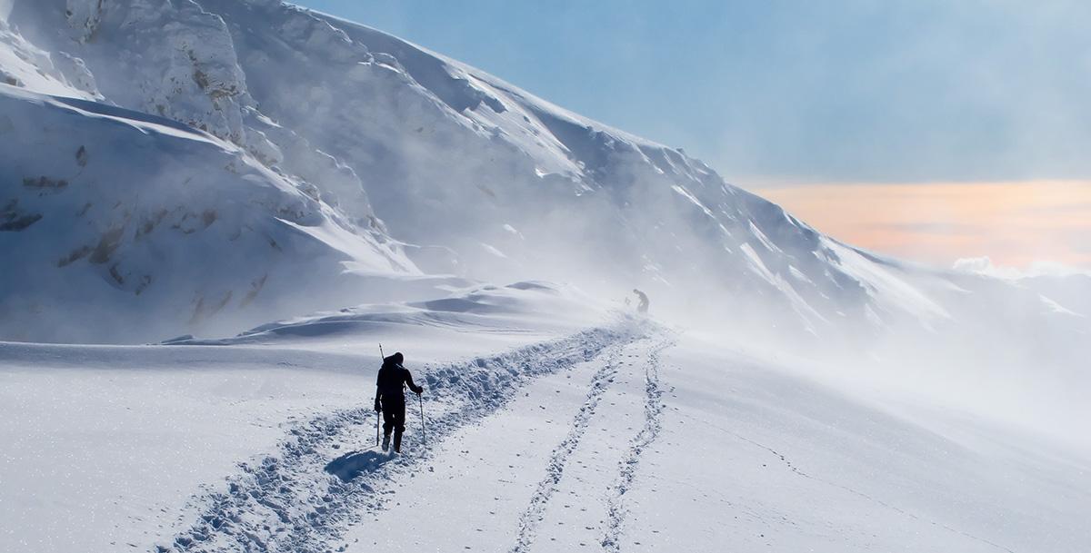 Alpine feel to Aonach Beag, 193 kb