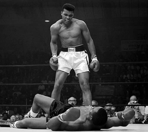 First Round, First Minute: Muhammad Ali vs Sonny Liston 1965., 28 kb