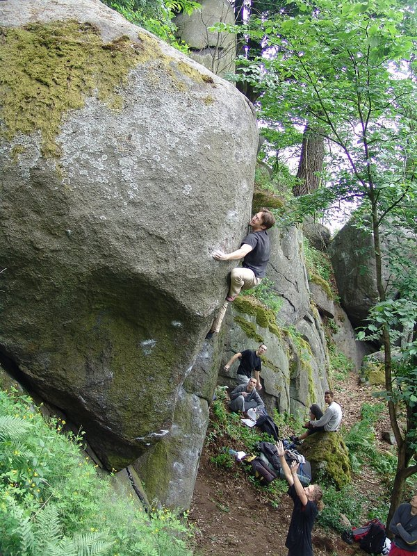 A Jorg on the classic highball Kometa - 7C, 198 kb