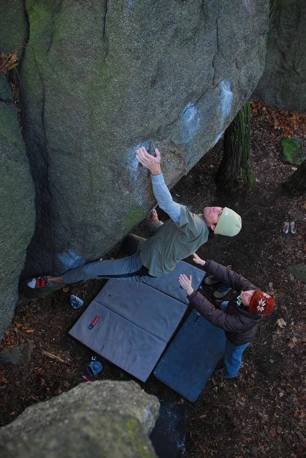Jiri Sika climbing Glum 7A+, 189 kb