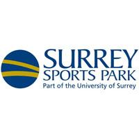 Surrey Sports Park Logo, 23 kb