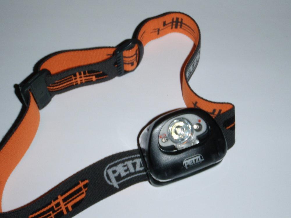 The Petzl Tikka XP2 priced at £45, 70 kb
