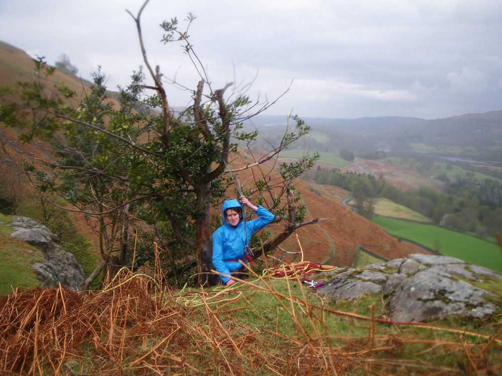 Raven Crag, Walthwaite, Langdale , 179 kb
