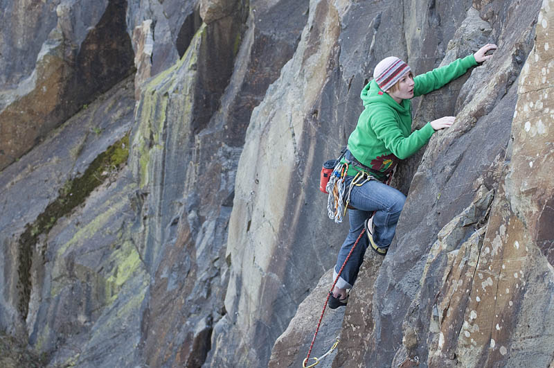 Gemma Simone on National Disaster, Penmaenbach Quarry, 123 kb